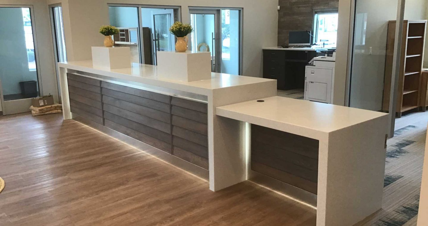 Custom Made Commercial Cabinets